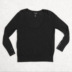 Lane Bryant Scoop Neck Sweater